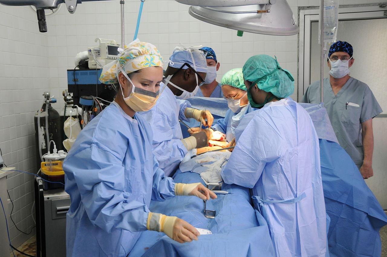 Hospitals and Medicine