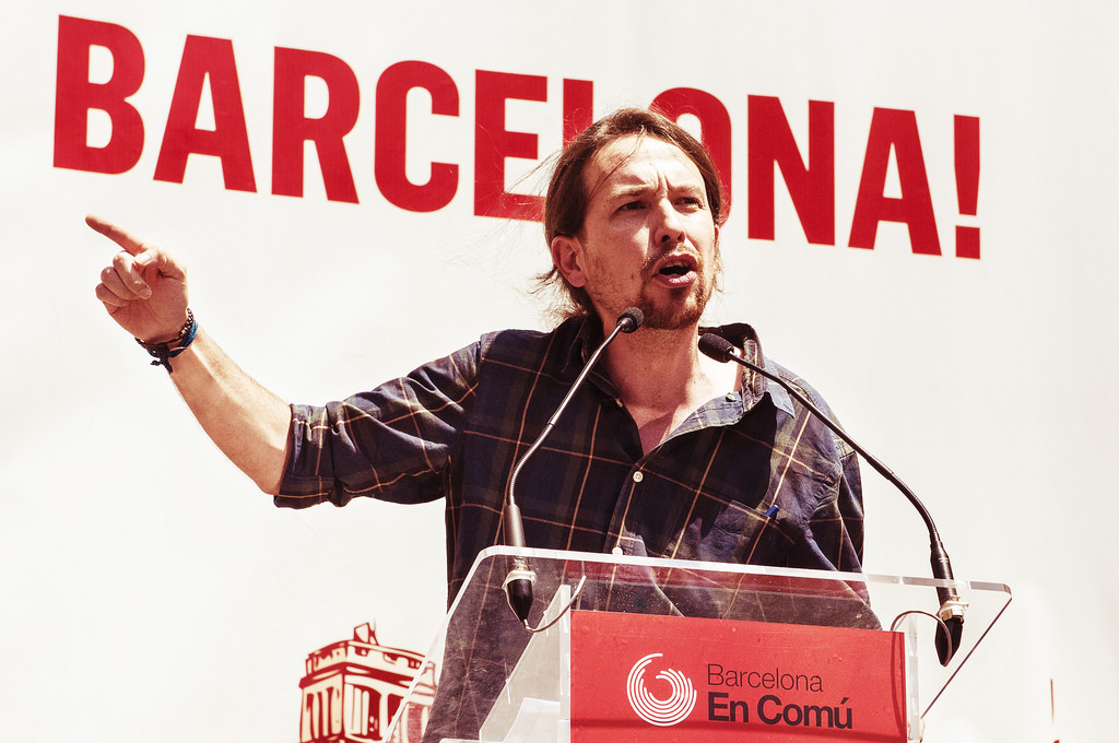 Politics in a time of crisis by Pablo Iglesias: A review