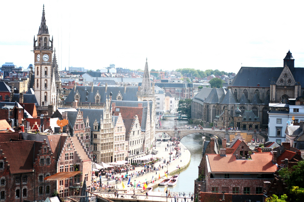 First Impressions on the Commons Transition in Ghent: An Interview with Michel Bauwens