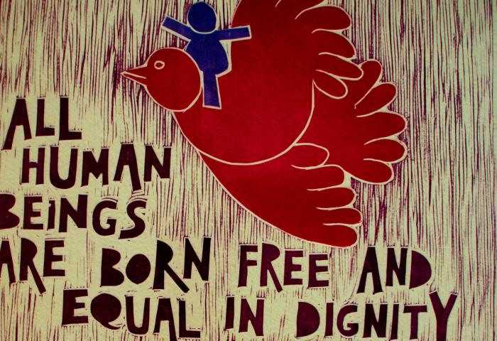 As the Universal Declaration of Human Rights turns 70, it's time to resurrect its vision of global sharing and justice