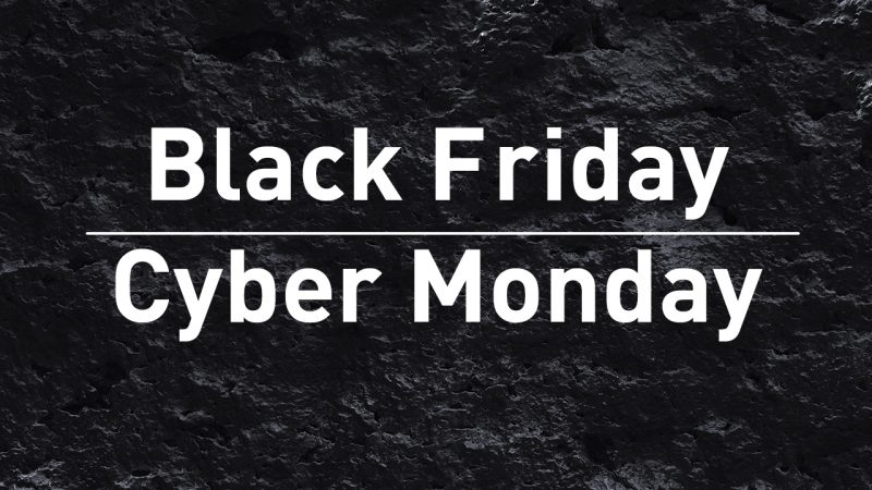 Just another Cyber Monday: Amazing Amazon and the best deal ever