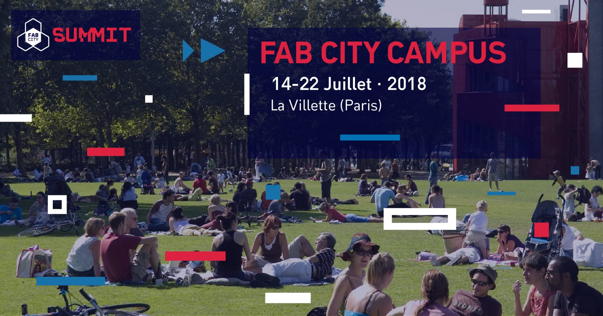 Fab City Summit Paris: Changing the Reality of Our Cities