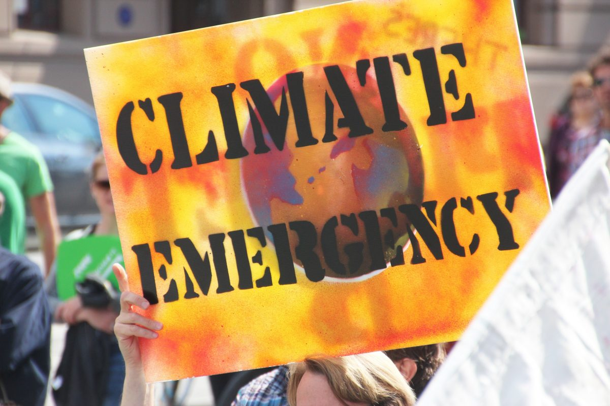 What would a climate emergency plan look like?