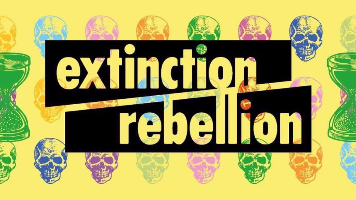 Daniel Pinchbeck on why we need Extinction Rebellion