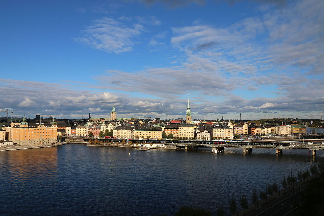 European Summer School in Classical Architecture in Stockholm