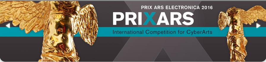 Prix Ars banner