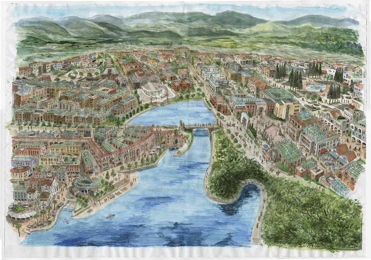 The sustainable city of the twentyfirst century