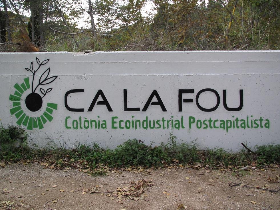 CIC's autonomous projects of collective initiative #5: Calafou