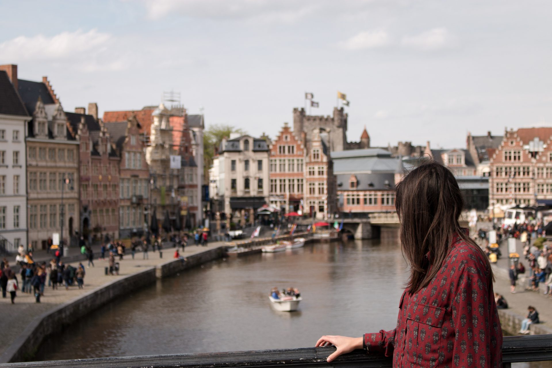 A look at Ghent's policy participation unit