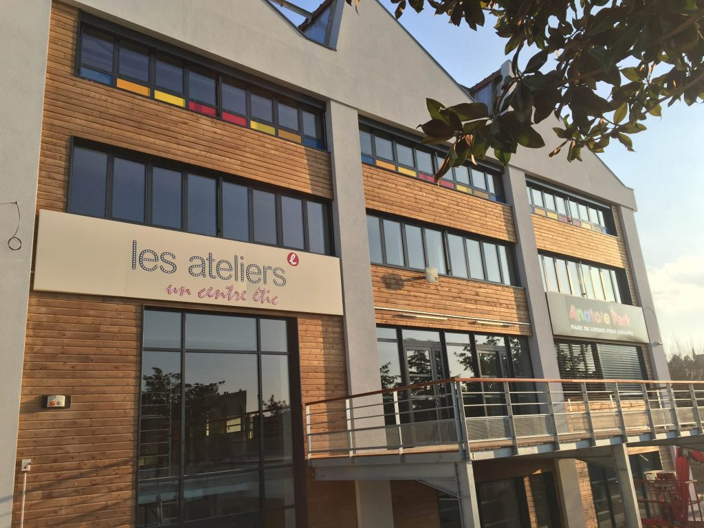 "Summer of Commoning 5: ""Les Ateliers"" in Castres: from dream to reality"
