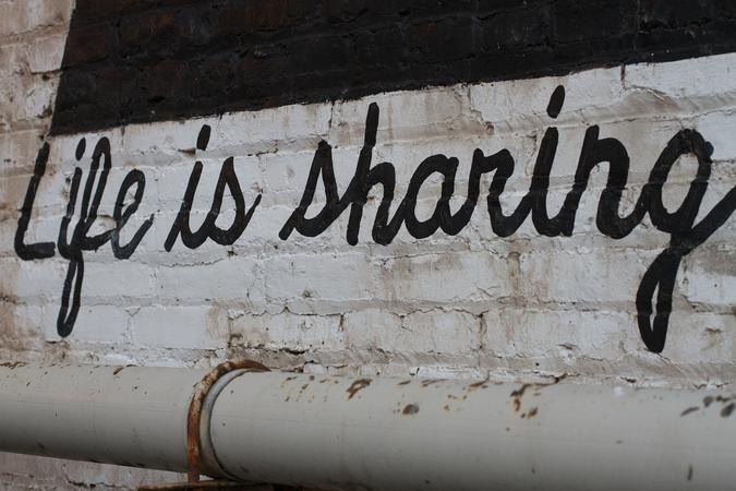 life is sharing_0