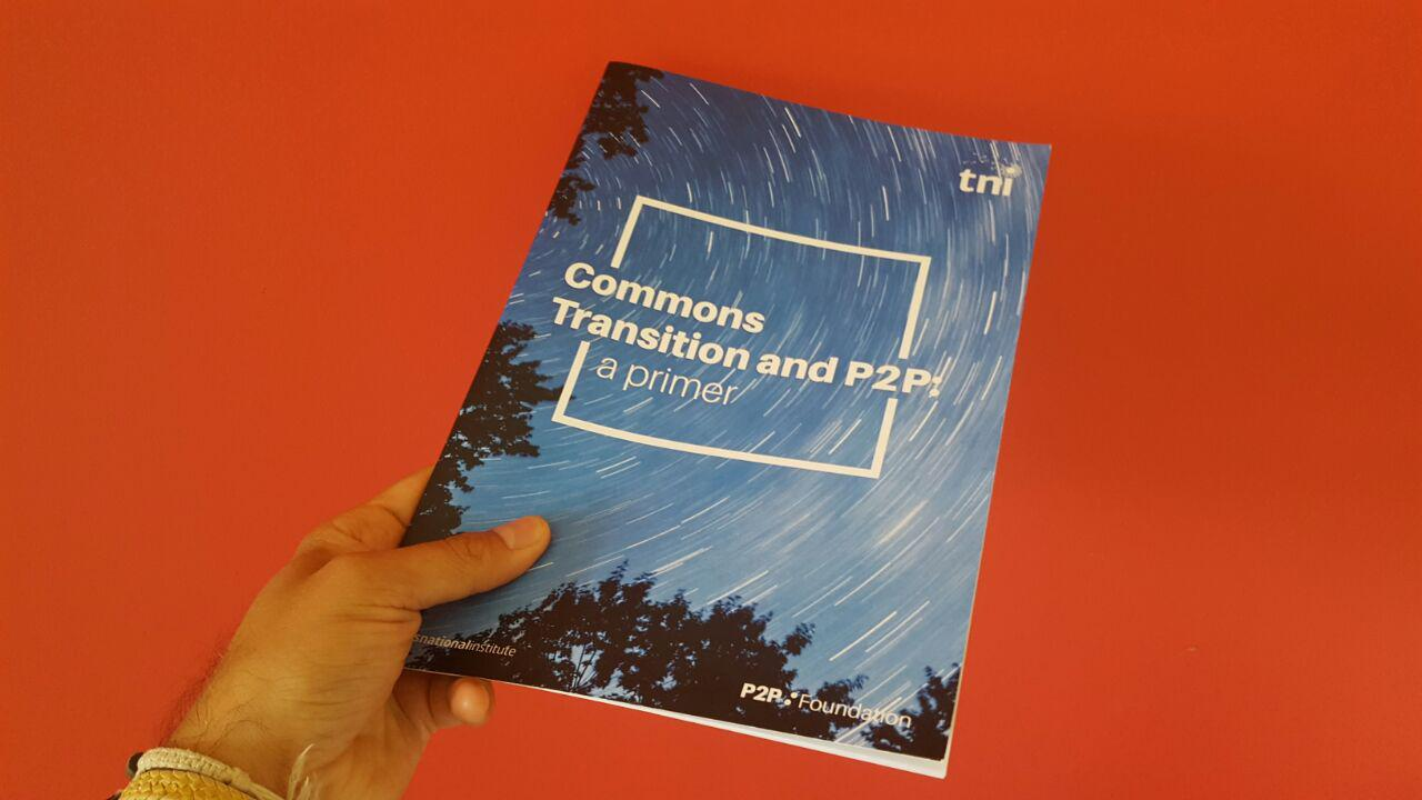 A New Primer on the Commons & P2P