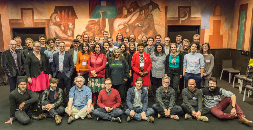 International Consortium Launched at Second Platform Cooperativism Conference