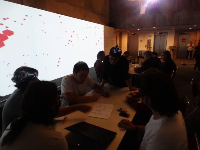 Human Ecosystems, workshop at SESC Vila Mariana, S. Paulo